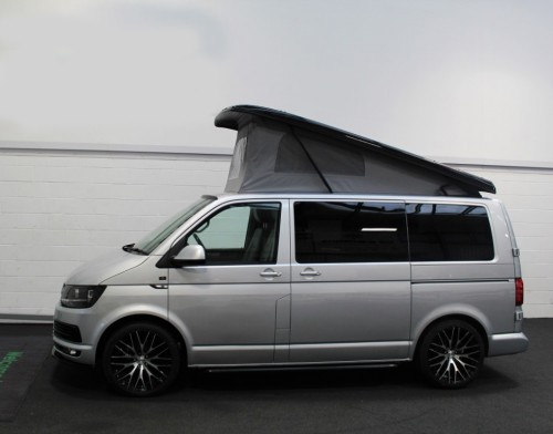 A VW T5 Campervan called Butch and Im Butch for hire in milton keynes, Bedfordshire