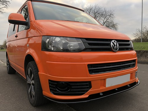 A VW T5 Campervan called ClockworkOrange and Its Me... for hire in Chelmsford, Essex
