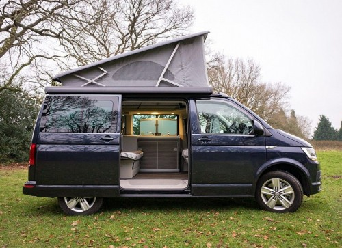A VW T6 California Campervan called Debs and debs - T6 California for hire in ringwood, Hampshire