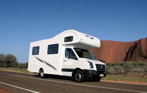 A Toyota Campervan called Cheapa and Cheapa for hire