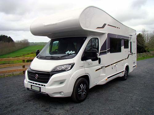 A Ducato Motorhome called Jeric and The Motorhome for hire in papakura, New Zealand