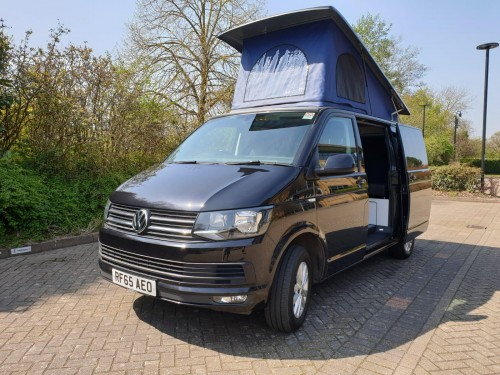 A VW T6 Campervan called StormyFlorence and Florence The Camper for hire in watford, Hertfordshire