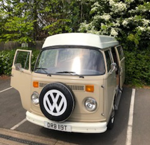 A VW T2 Classic Campervan called MontyMarvel and Monnty... for hire in matlock bath, Derbyshire