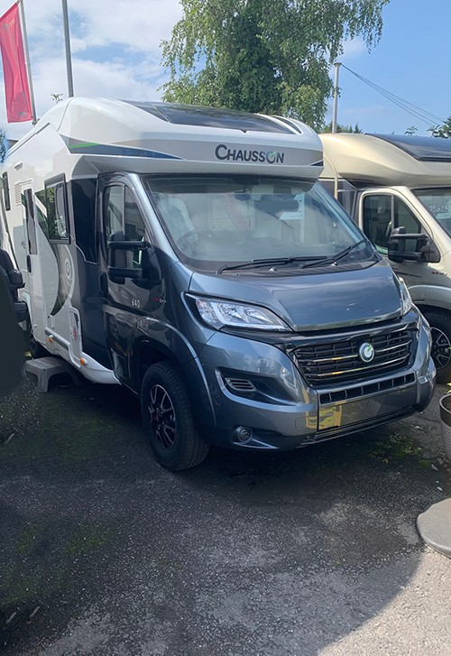 A Chausson Motorhome called ArthurGA and Motorhome Arthur for hire in ramsbottom, Lancashire