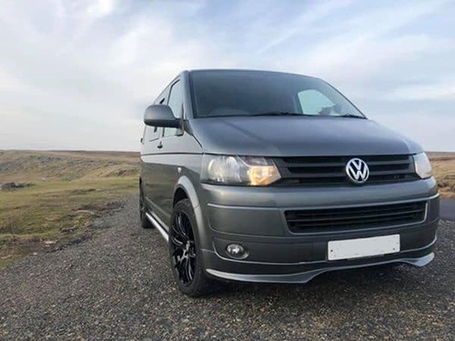 A VW T5 Campervan called Arnold and Arnold the Camper for hire in preston, Lancashire