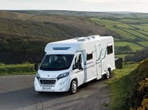 A Roller team Motorhome called Petula and Petula for hire in fishguard, Pembrokeshire