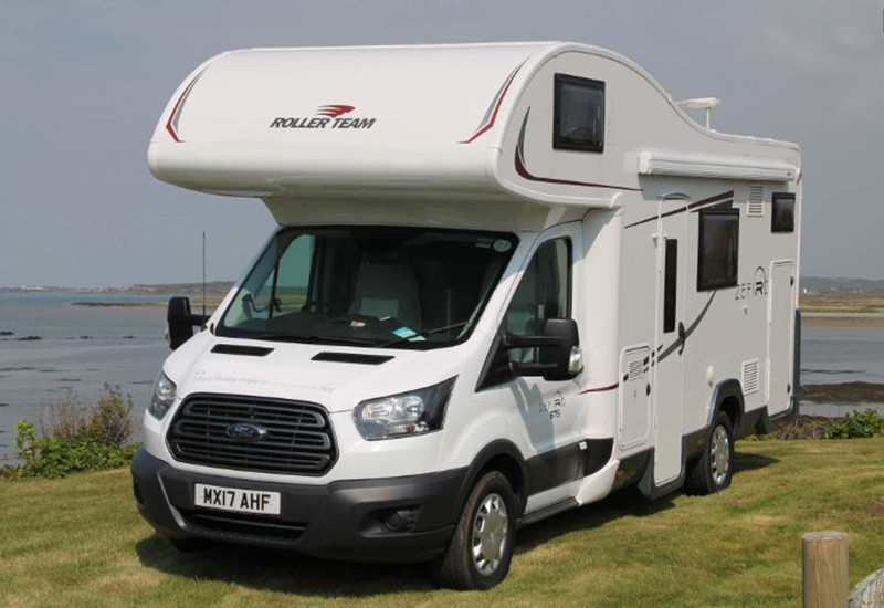 A A-Class Motorhome called Bam and for hire in anglesey, Anglesey