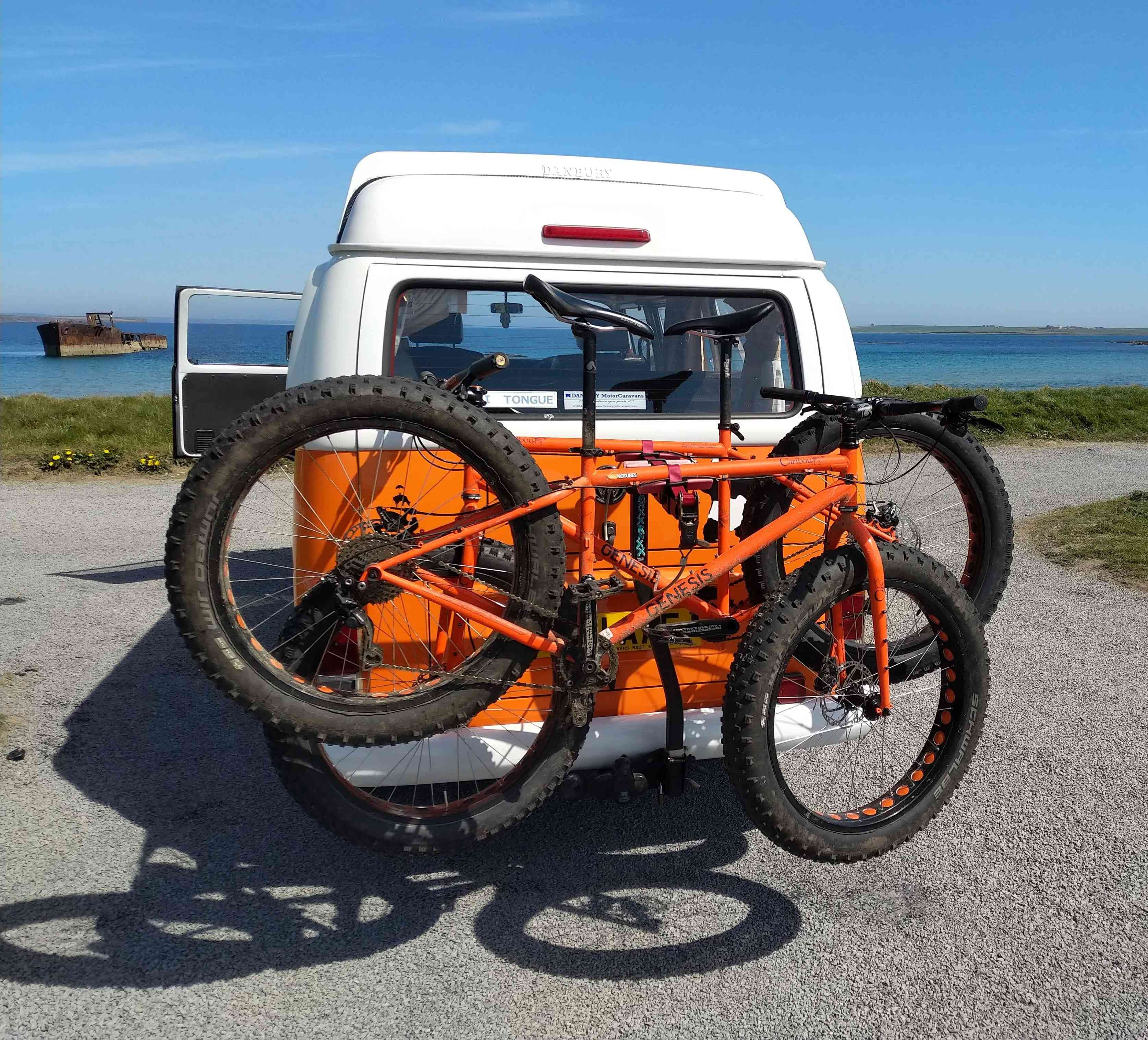 Fat Bike Hire now available