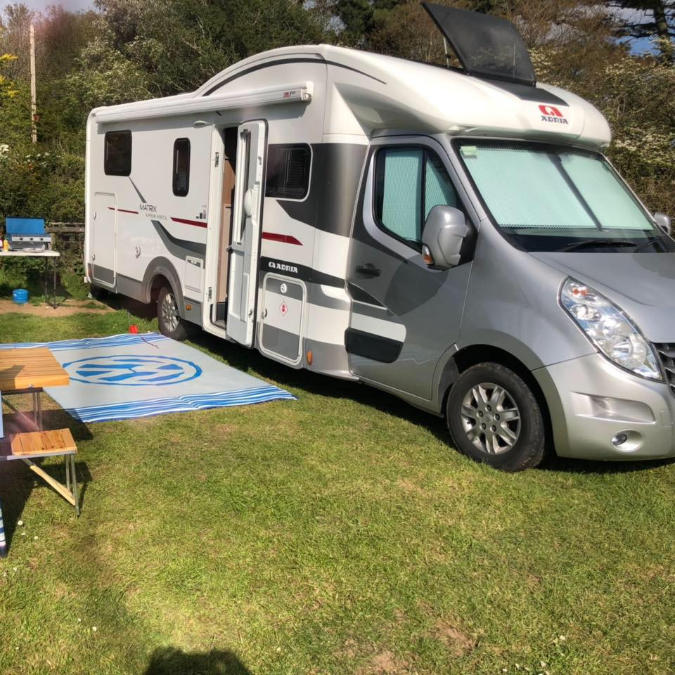 A A-Class Motorhome called Piers and for hire in abergavenny, Monmouthshire