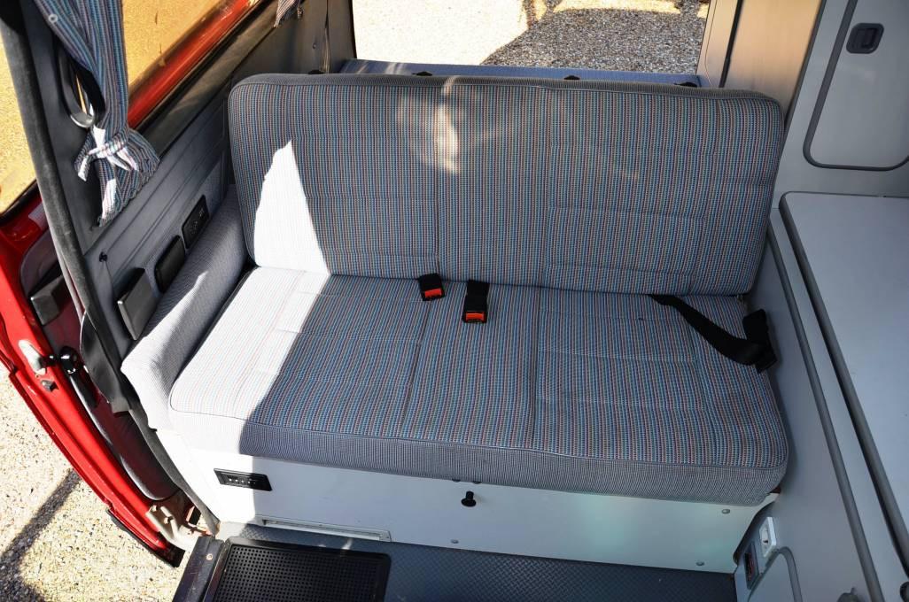 Back Seating