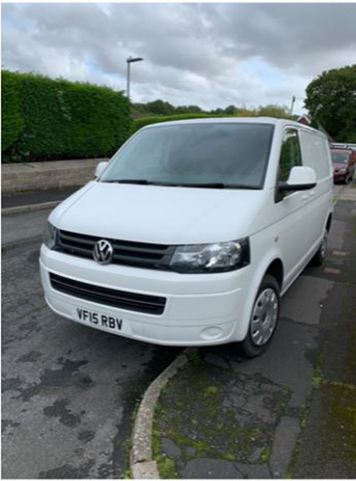 A VW T5 Campervan called Calon and for hire in llanelli, Swansea