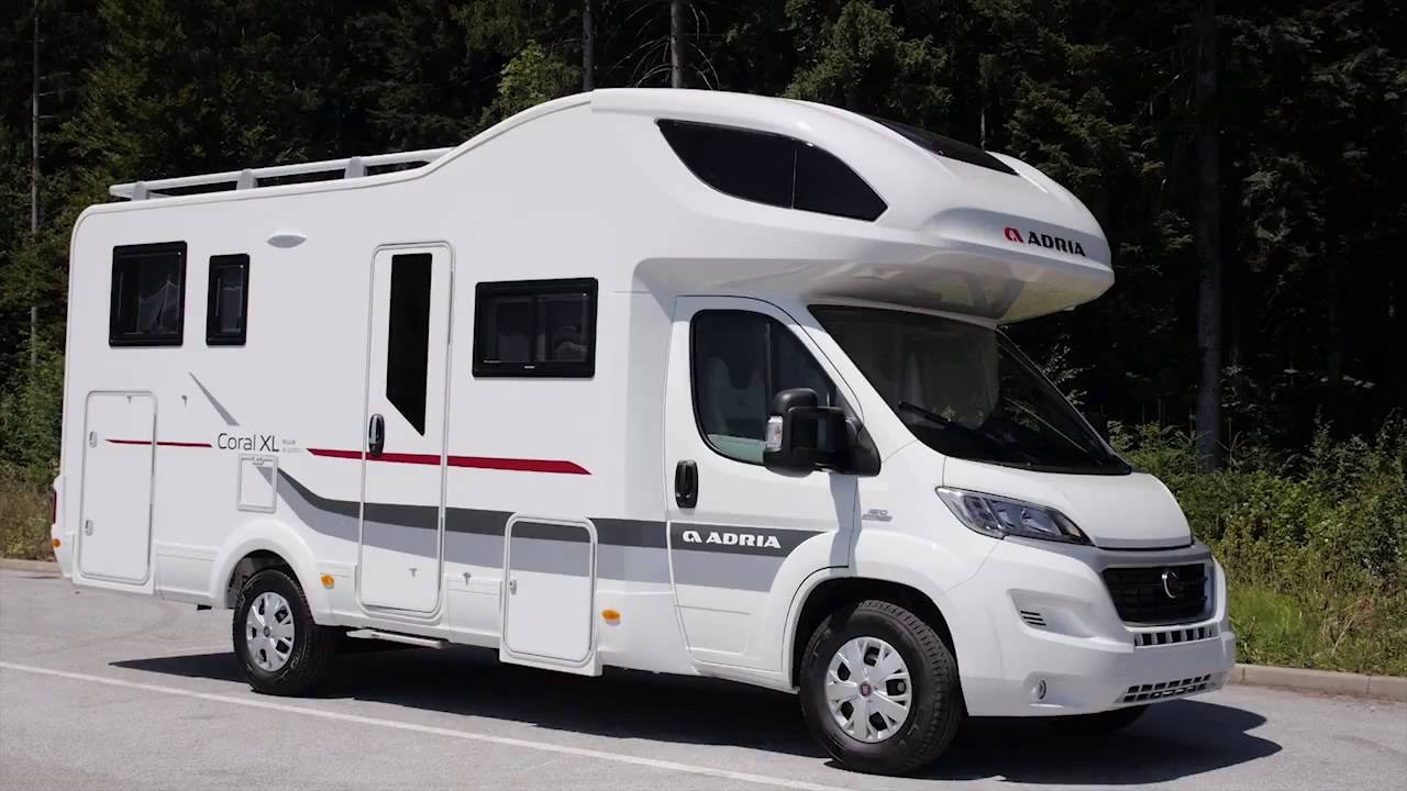 A OverCab Motorhome called Adria-coral-xl-plus and for hire