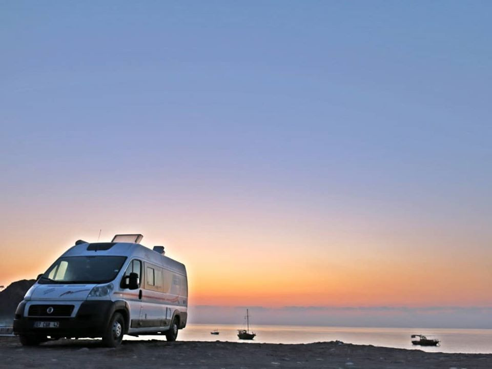 A Ducato Motorhome called Ducato and for hire in antalya, Turkey
