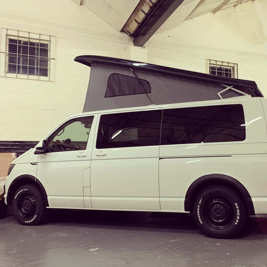 A VW T6 Campervan called Orla and for hire in kidderminster, Worcestershire