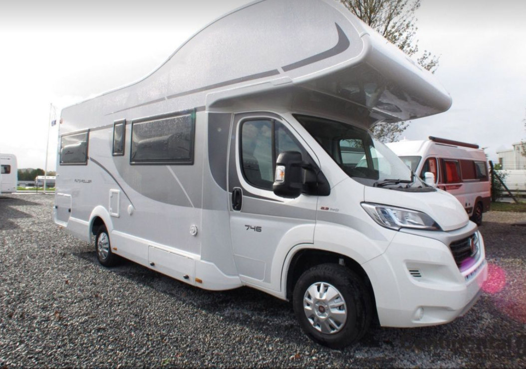 A Roller team Motorhome called Wendi and for hire