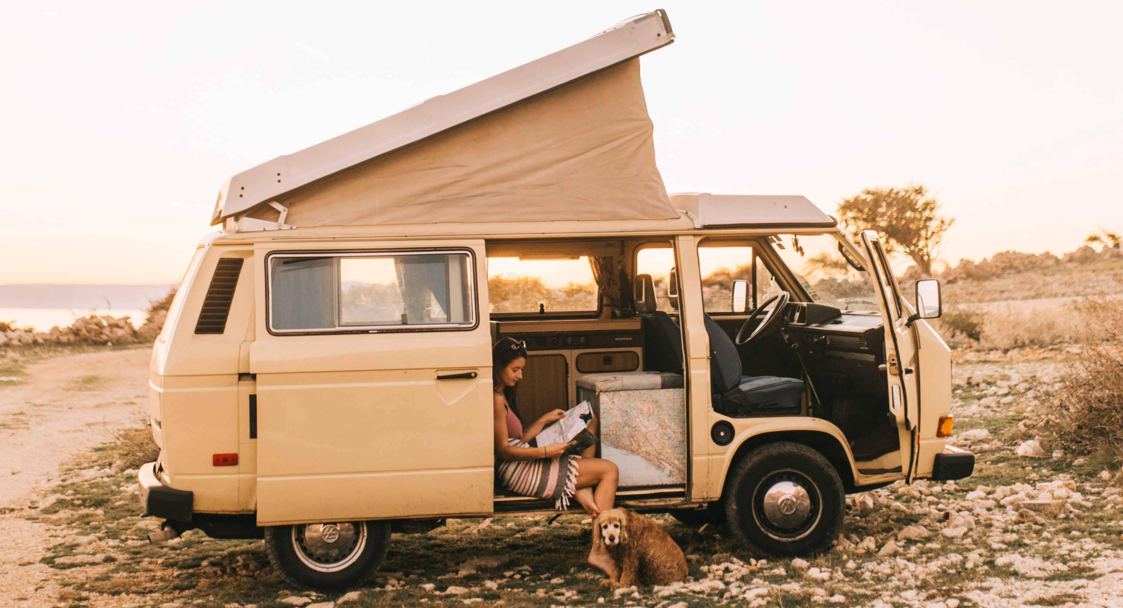 A VW T3 Campervan called Kreso and for hire in ljubljana, Slovenia