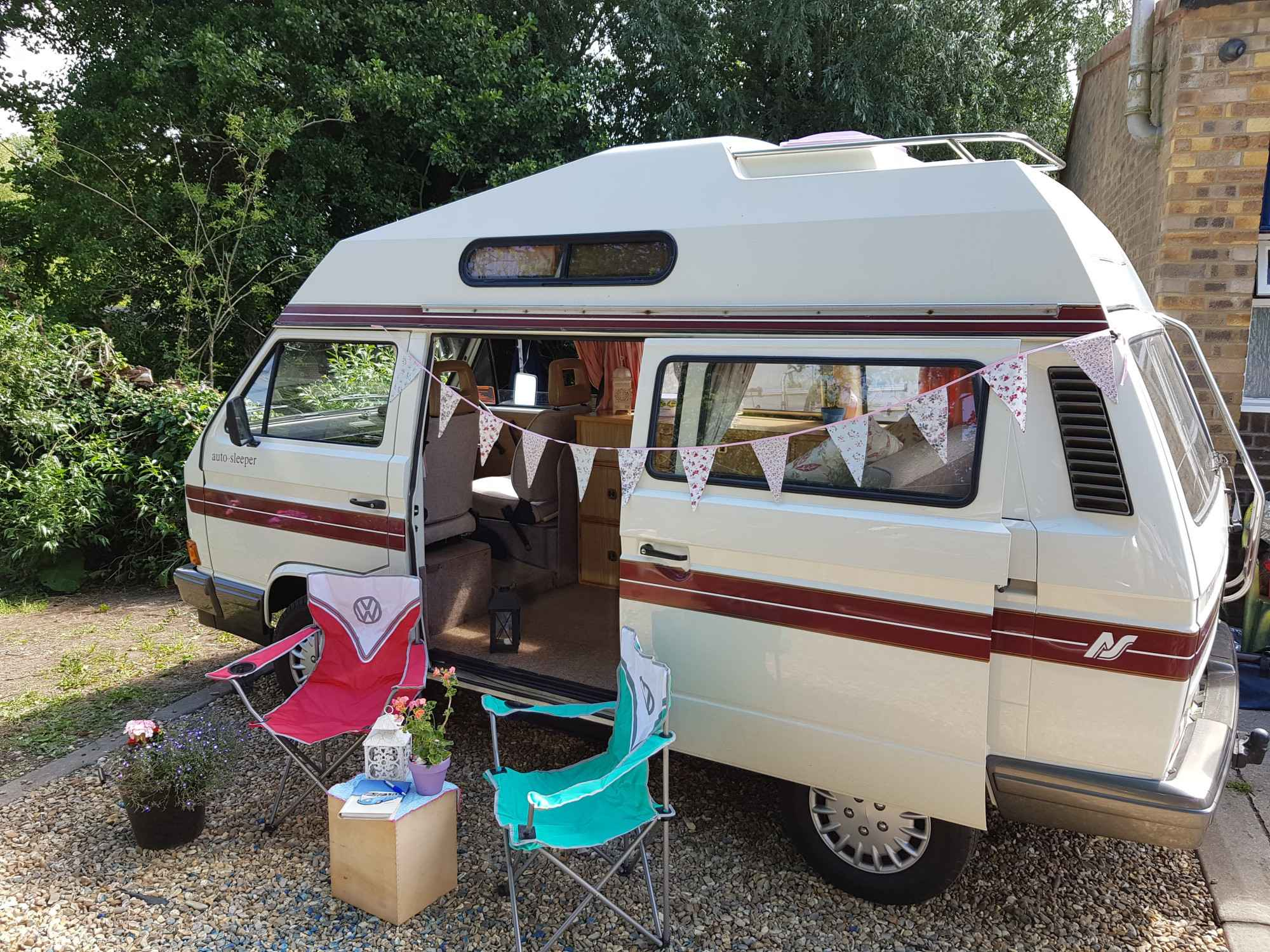 A Other Campervan called Angie and for hire