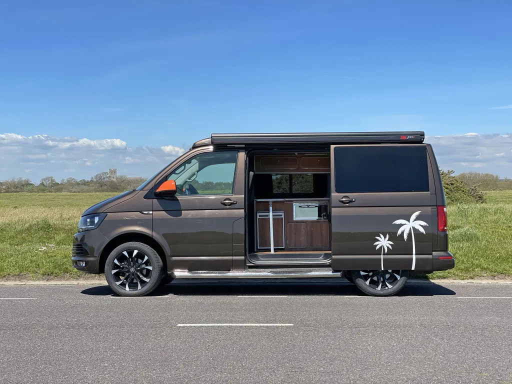 A VW T6 Campervan called Betty-Luxury-Campervan and for hire in Bournemouth, Dorset