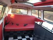 Rear bench seats