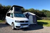 Vw Camper Hire In Norfolk Campervan Rental Norwich